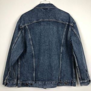 Levi's Jackets & Coats - NWT Oversized BIG E LEvi's Premium Trucker Jacket